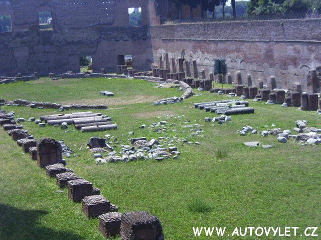 Pompeje a Vesuv 2
