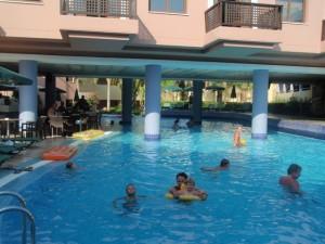 porto platanias hotel chania řecko 2