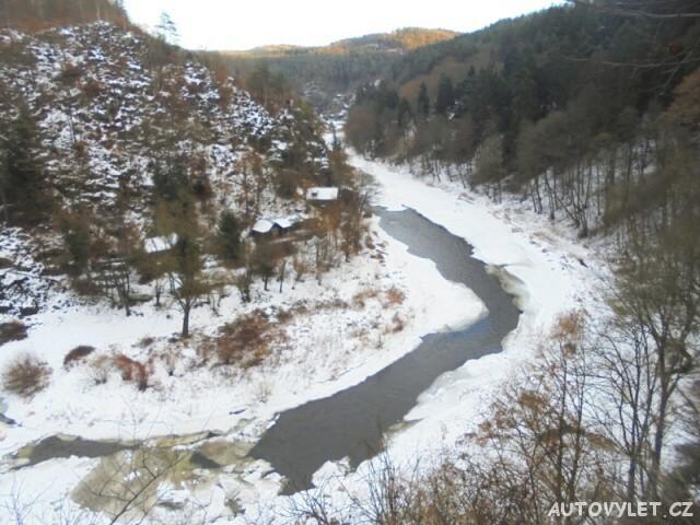 Posázavská stezka - řeka