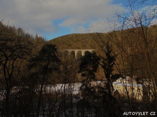 Posázavská stezka - viadukt