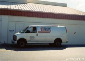 Poštovní auto - USA