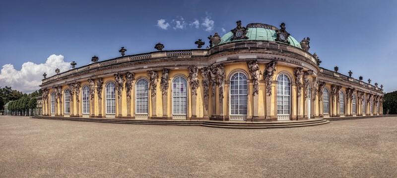 Potsdam zámeček Německo