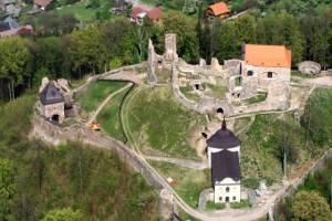 Potštejn hrad