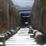 Město Pozzuoli a amfiteátr Flavio
