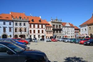 prachatice náměstí