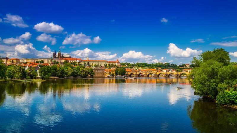 Praha hlavní město Čr