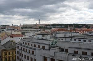 Prašná brána v Praze 2