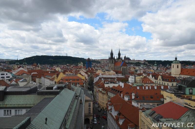 Prašná brána v Praze 5