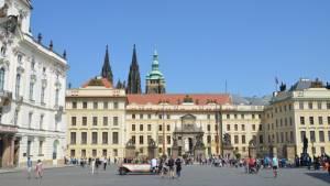 Pražský hrad - Praha