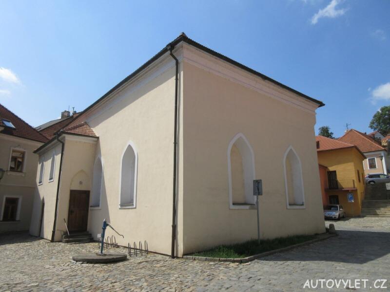 Přední synagoga Třebíč
