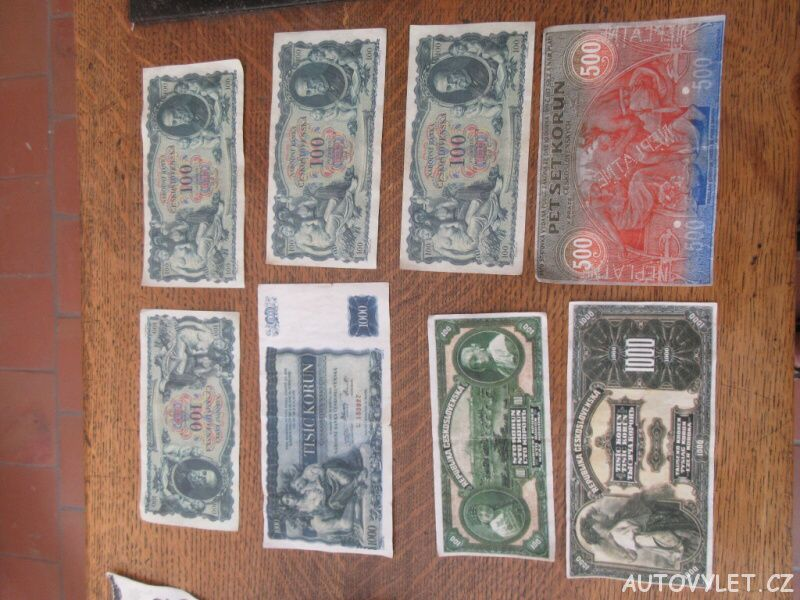 Předválečné peníze