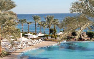 Předvánoční dovolená v Egyptě