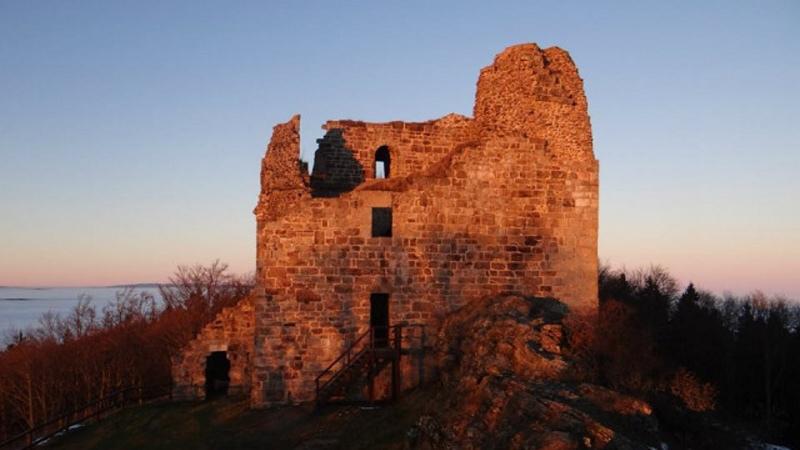 Přimda - zřícenina hradu