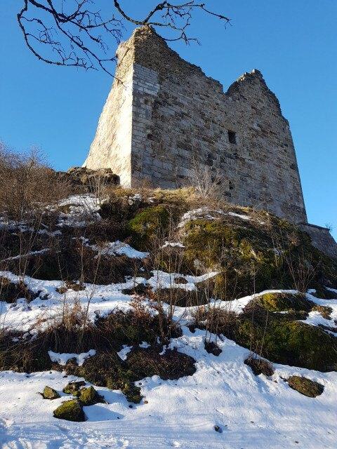 Přimda - zřícenina hradu 2