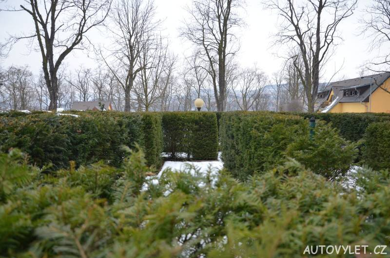 Přírodní bludiště v Ústí nad Labem na Větruši 2