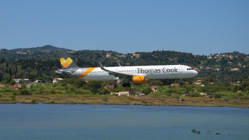 Airport Kanoni Kerkyra Corfu