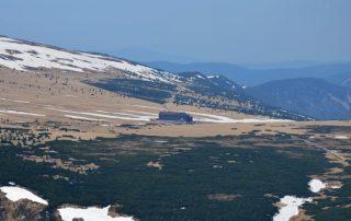 Prodloužený víkend na horách v Krkonoších - Sněžka