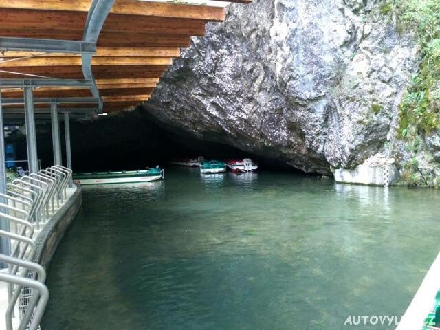 Punkevní jeskyně Boskovice