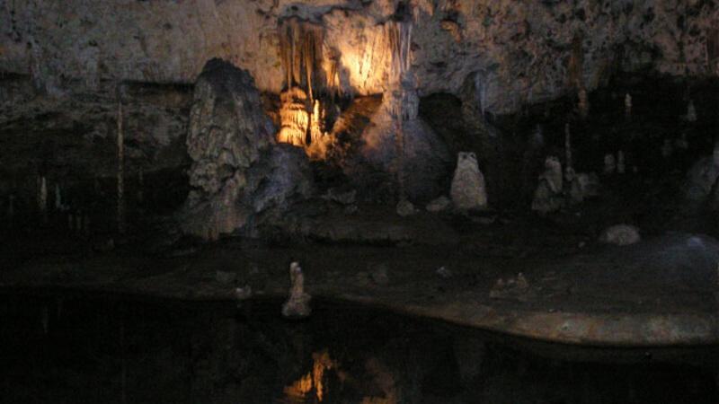 Punkevní jeskyně Moravský kras