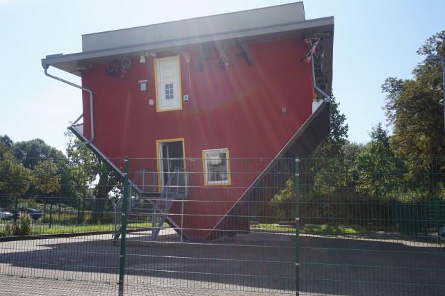 Putbus - dům naruby