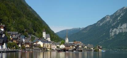 rakousko dovolená