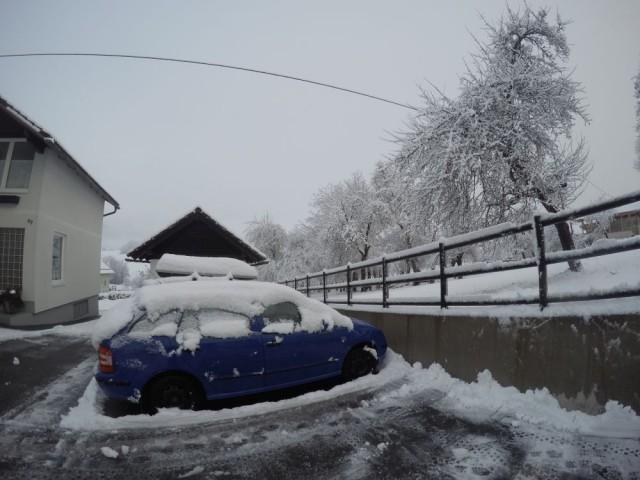 rakousko parkování 1