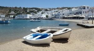 řecko dovolená