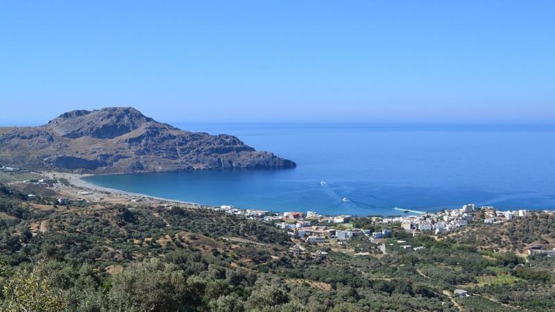 řecko kréta letecké zájezdy