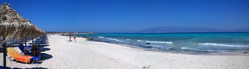 Řecko Kréta - pláž