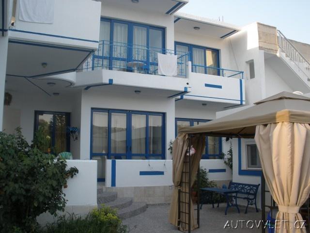 Řecko Rhodos studia Anastasia 3
