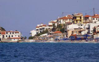 řecko samos