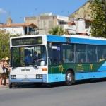 Autobusem ostrov Zakynthos projedete za pár drobných euro