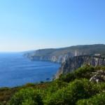 Výlet autem po řeckém ostrově Zakynthos