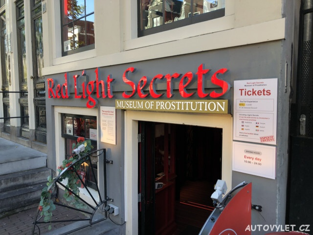 Red light secrets - Amsterdam