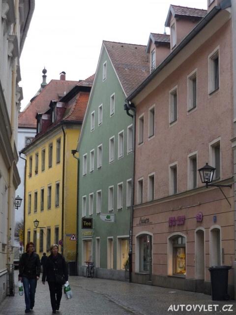Regensburg Řezno Německo 3