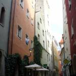Regensburg Řezno Německo 5