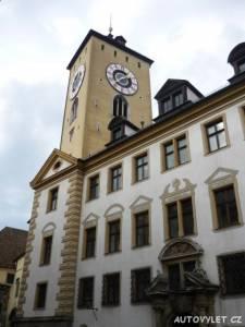 Regensburg Řezno Německo 6