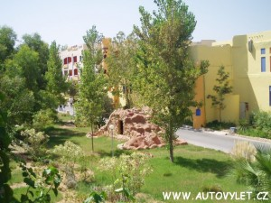 Resort Caribbean World Borj Cedria Tunis 2