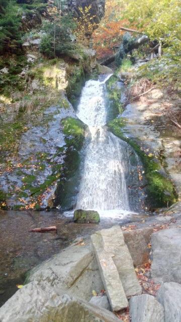 Rešovské vodopády 2
