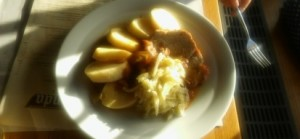 restaurace kocanda Ústí nad Labem