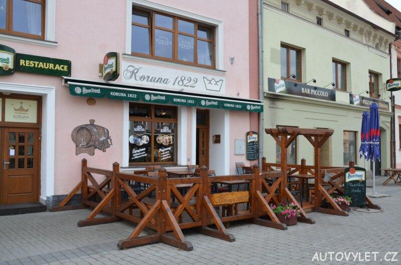 Restaurace Koruna1822 Sokolov