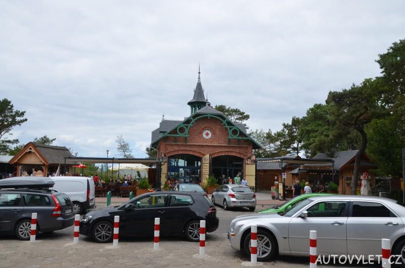 Restaurace Maják Mezizdroje Polsko