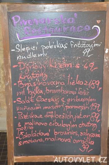 Restaurace Pivovar Děčín 3