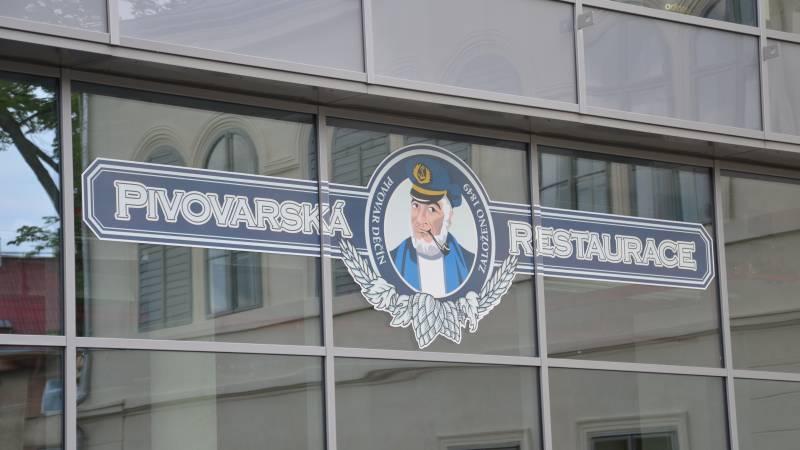 restaurace pivovar děčín 4
