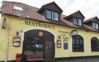 Restaurace Zlaté Slunce u Kolína