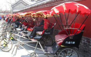 rikša peking