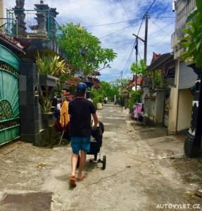 Rodina na cestách Asií - cestování s dětmi 2