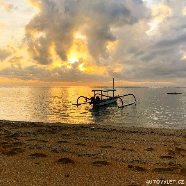 Rodina na cestách - Bali 2