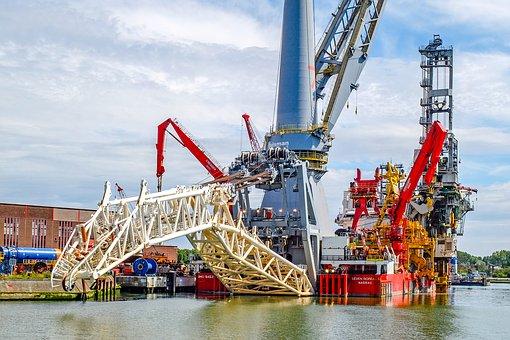 Rotterdam Holandsko přístav