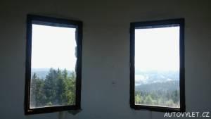 rozhledna háj aš - okna